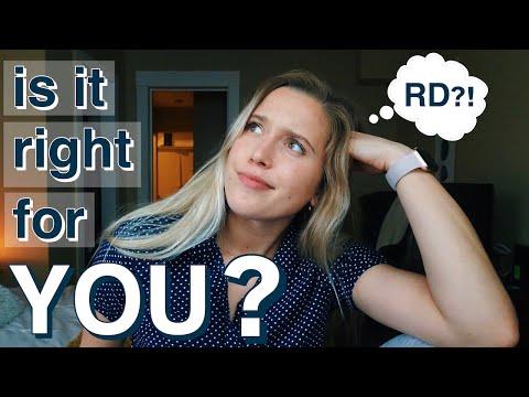 SHOULD YOU STUDY DIETETICS IN SCHOOL?   requirements, cost, (RD SECRETS)