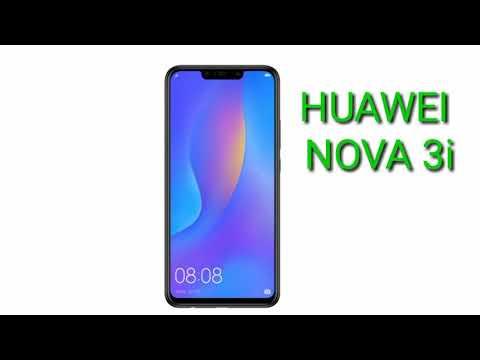 Huawei nova 3i mobile phone - YouTube