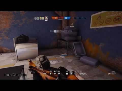 Tom Clancy's Rainbow Six® Siege PULSE POWER