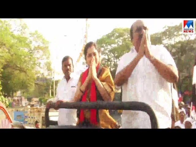 ചെന്നൈ സൗത്ത് പിടിക്കാൻ മുന്നണികൾ; പോരാട്ടം നേർക്കുനേർ| Chennai | DMK | ADMK