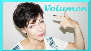 Volumen für feines Haar - Tipps und Tricks - Produkte