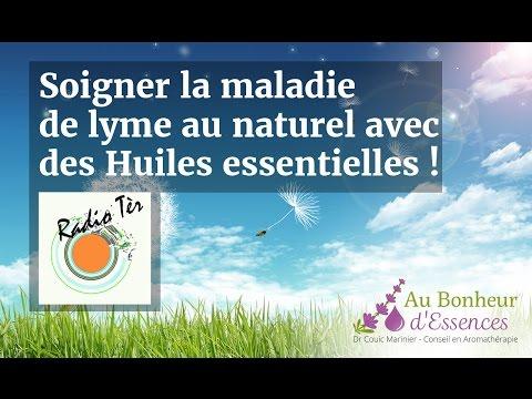 Soigner la maladie de lyme au naturel avec les Huiles Essentielles  Dr Françoise Couic Marinier