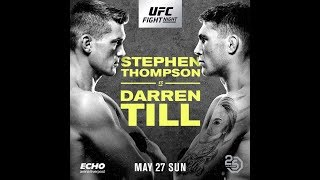 UFC Fight Night Liverpool Prelims, Pre & Post-Show LIVE Sun., May 27 at 10 a.m. ET on FN Canada