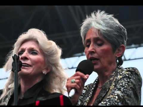 Judy Collins - Diamonds and Rust (Duet with Joan Baez)