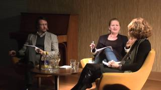 Toril Moi og Ane Farsethås