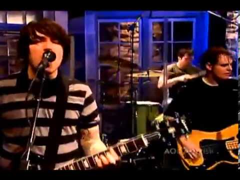 Hawthorne Heights - We Are So Last Year (LIVE AOL sessions)