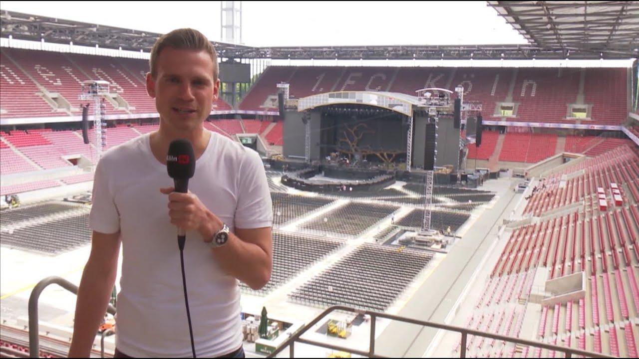 helene fischer aljoscha h hn backstage stadion tournee