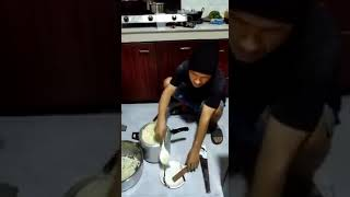 How not to cook rice #trending