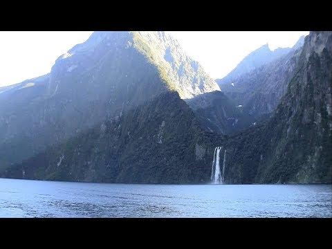 64. New Zealand, South Island, Glenorchy to Milford Sound