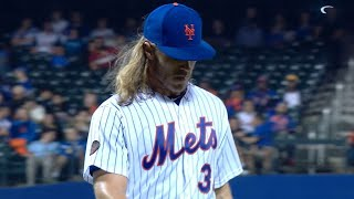Syndergaard drawing trade interest from around league
