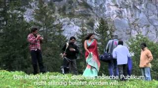 Nagarjuna's Love Story Shooting video from Switzerland