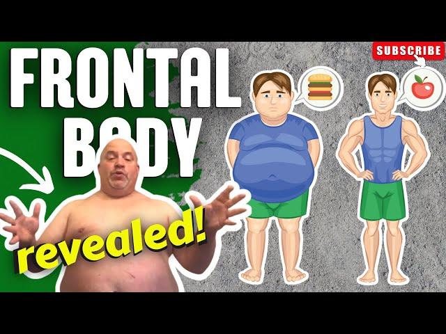 Full frontal Dave Kanyan