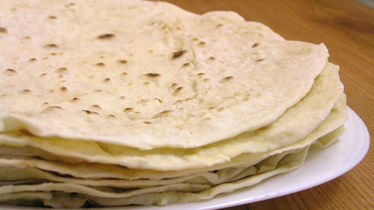 Армянский лаваш рецепт приготовления в домашних условиях