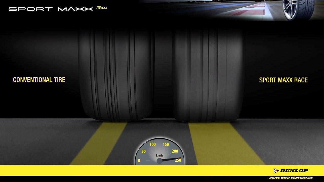 pneu dunlop sp sport maxx race adh rence maximum. Black Bedroom Furniture Sets. Home Design Ideas
