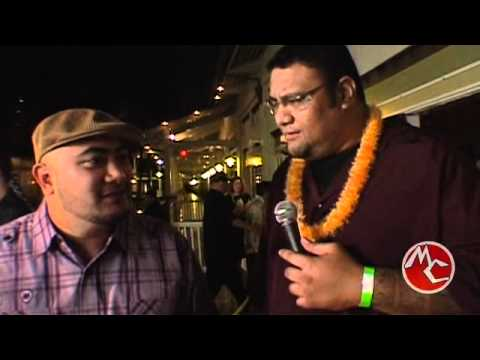 J Boog, Hawaii Music Star being ed by Guys With Issues of Mars Comedy