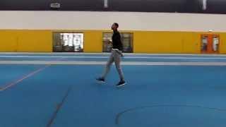 Marlon Odom csoportja — futó technika 1