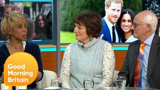 Were Prince Harry and Meghan Markle hounded out of Britain? | Good Morning Britain