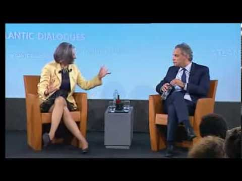 Atlantic Dialogues 2013: Health Challenges in Africa and the Way Forward