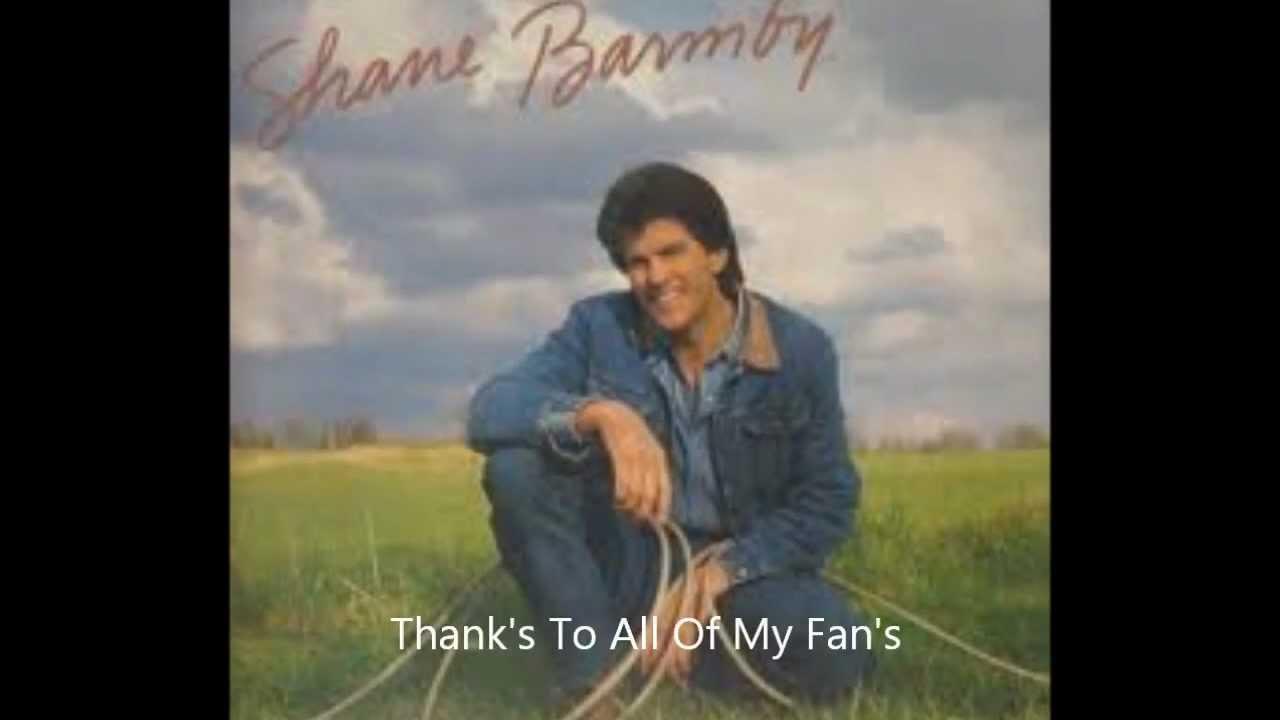 Shane barmby