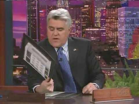 Headlines Jay Leno  2006