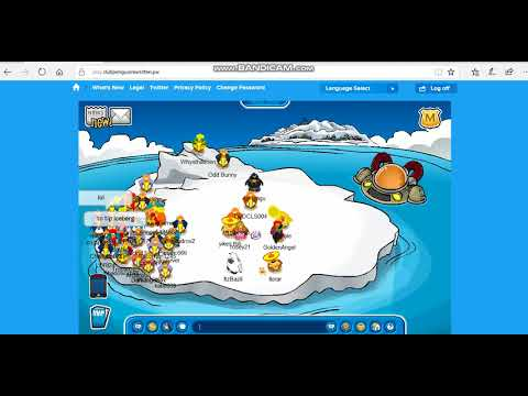 Iceberg Drilling Party!