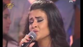 30 سلمى رشيد تغني بالفرنسية في برنامج تغريدة على الأولى