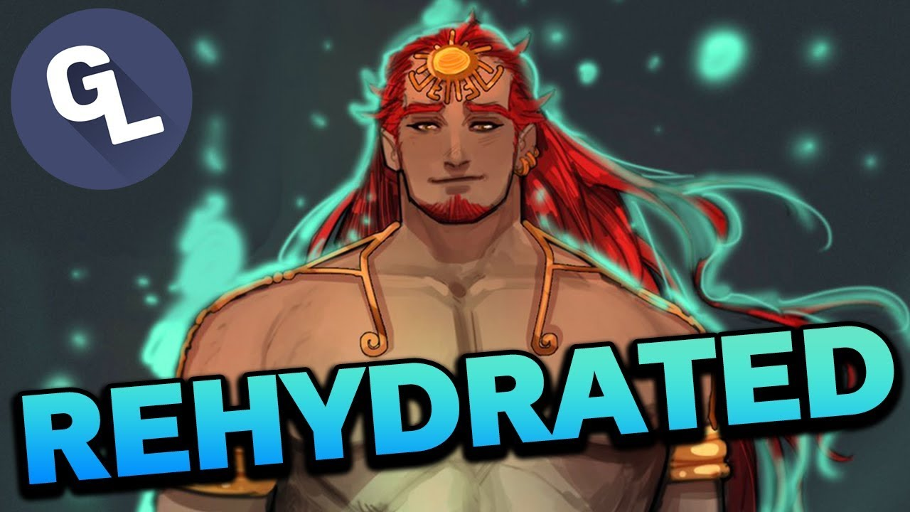 Meet Ganondorf Breath Of The Wild Sequel Au