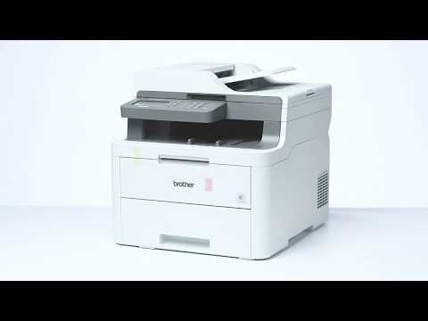 Brother UK -  DCP L3550CDW Colour Laser Printer