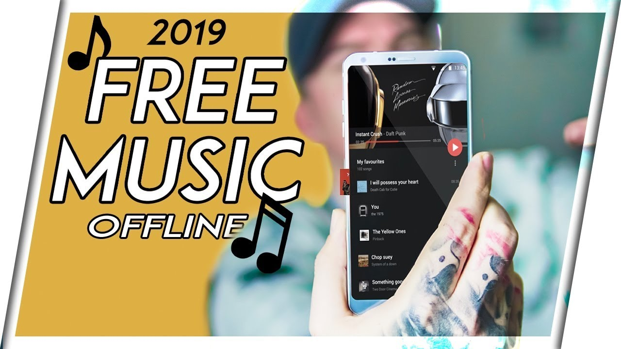 Free Music On Iphone Android 2019 Best Free Offline Music Youtube