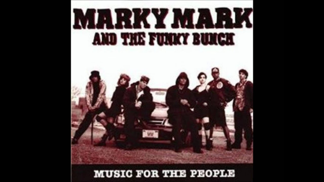 Marky Mark And The Funky Bunch - Good Vibrations - YouTube