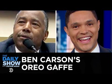 """China's """"Game of Thrones"""" Gambit & Ben Carson's """"Oreo"""" Gaffe 