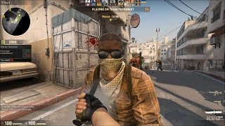 Counter-Strike: Global Offensive (2018) - Terrorists Gameplay (PC HD) [1080p60FPS]