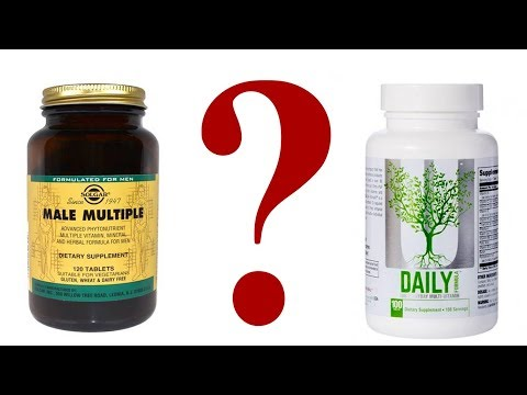 Какие ВИТАМИНЫ Лучше Выбрать Аптечные или Спортивные