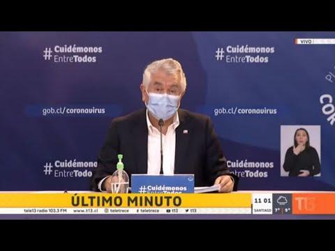 Coronavirus en Chile: balance oficial 6 de julio