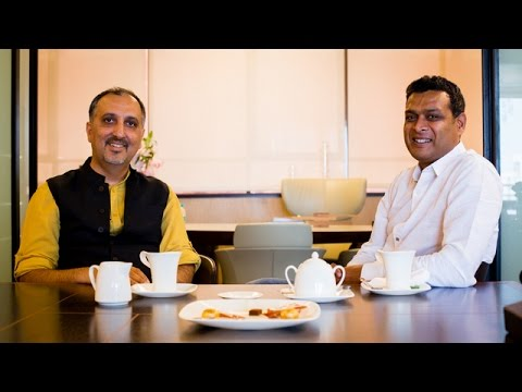 Design Talks by Architects Sandeep Khosla and Amaresh Anand featured in 50 Amazing Homes In India