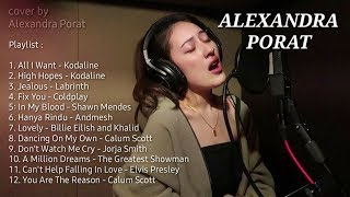 Download Alexandra Porat Cover, Best Song Full Album 2020