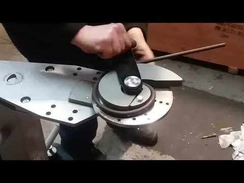 Bramley Wrought Iron Scroll Bender Attachment