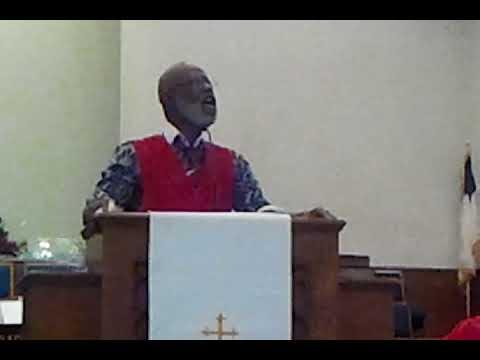 GPMBC 17 Dec 2017 Sermon: Minister Marshall Bell