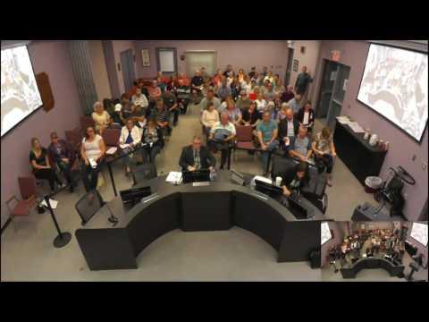 Public Works/Recreation/Arena Committee Meeting October 17, 2016