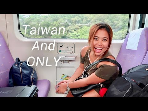 BANINAY GOES TO TAIWAN (Solo Travelling Abroad For The First Time!)