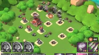 "Boom Beach - TMed attack: NPC ""Double Boom"""