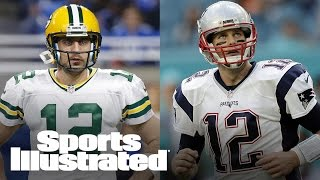 NFL MVP Debate: Tom Brady vs. Aaron Rodgers | Sports Illustrated