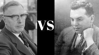 Chess Strategy: Max Euwe vs Richard Reti 1920 - Caro Kann Defence (Chessworld.net)