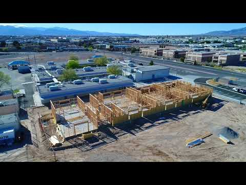 Lois Craig Elementary School Classroom Addition April 2018