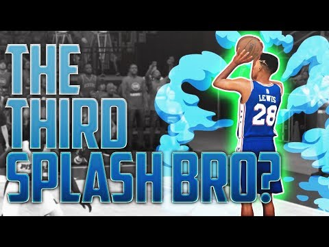 THE THIRD SPLASH BRO!? RAINING 3's IN THE PLAYOFFS! NBA 2K18 MyCareer
