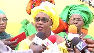 Journée de L'excellence à Thiés: Une bonne note accordée à Mme Fatoumata Diallo