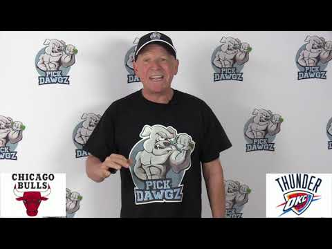 Oklahoma City Thunder vs Chicago Bulls 12/16/19 Free NBA Pick and Prediction NBA Betting Tips