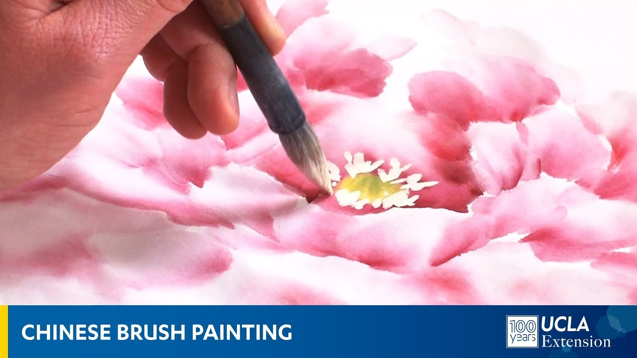 Instructor Spotlight: Mayee Futterman, Chinese Brush Painting
