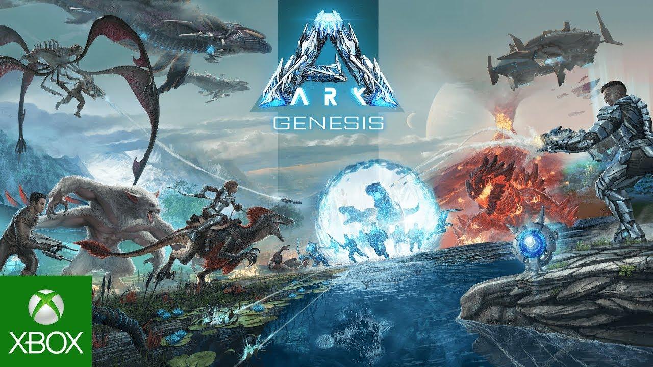 ARK: Genesis Part 1 - Launch Trailer - YouTube