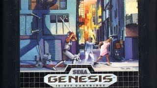 Classic Game Room - SHADOW DANCER: THE SECRET OF SHINOBI review for Sega Genesis